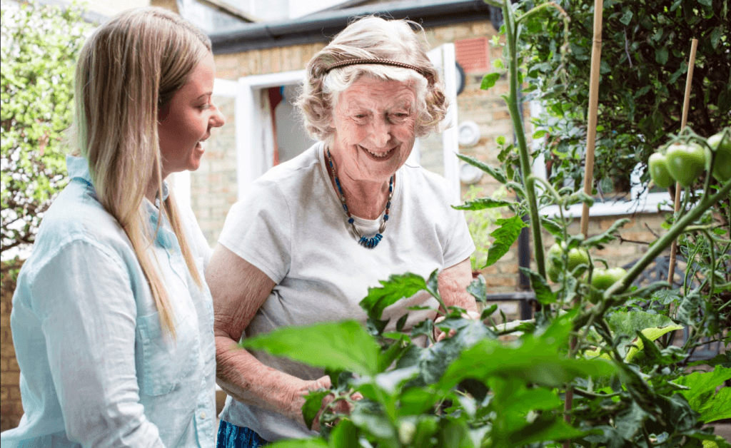 Living with Dementia at Home