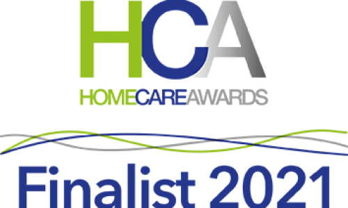 home care awards finalist